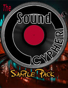 The Sound Cypher: Sample Edition