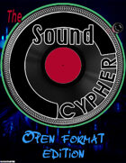 The Sound Cypher: Open Format Edition v1.3ks