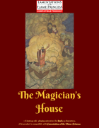 The Magician's House (LotFP edition)
