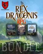 Rex Draconis RPG Bundle 1 - D&D 5E [BUNDLE]
