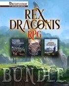 Rex Draconis RPG Pathfinder - Bundle 1 [BUNDLE]