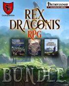 Rex Draconis RPG EVERYTHING (5e & PF) [BUNDLE]