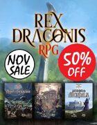 Rex Draconis RPG Nov Sale Bundle [BUNDLE]