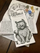 Tiny Trouble - A Pamphlet RPG One-Shot Adventure