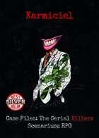 Case Files: The Serial Killers Vol.1 Karmiciel