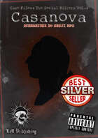 Case Files: The Serial Killers Vol.2 Casanova
