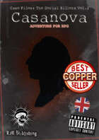 Case Files: The Serial Killers Vol.2 Casanova ENG