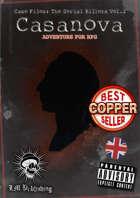 Case Files: The Serial Killers Vol.2 Casanova ENG