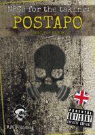 NPCs for the taking: Postapo