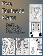 Five Location Maps