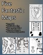 Five Location Maps