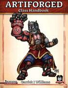 Artiforged Class Handbook (PFRPG)
