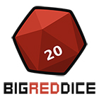 Big Red Dice