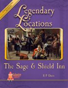 Legendary Locations - The Sage & Shield Inn