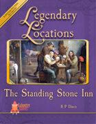 Legendary Locations - The Standing Stone Inn