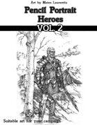 Pencil Hero Portraits vol.2