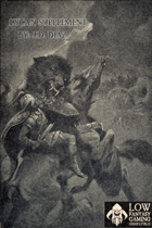 Lycan Supplement for Low Fantasy Gaming