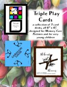 Triple Play Cards