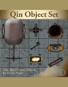 Map Pack 01: Qin Dynasty