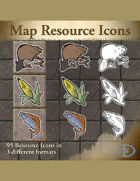 Map Pack 03: Resource Icons
