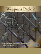 Map Pack 05: Better Weapons