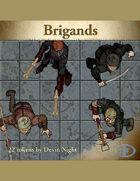 Devin Token Pack 21 - Brigands