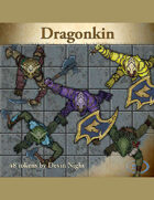 Devin Token Pack 25 - Dragonkin