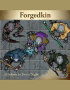Devin Token Pack 27 - Forged Kin