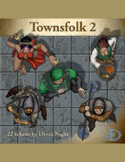 Devin Token Pack 29 - Townsfolk 2