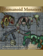 Devin Token Pack 36 - Humanoid Monsters (KS)