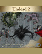 Devin Token Pack 38 - Undead Pack 2 (KS)