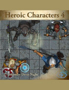 Devin Token Pack 48 - Heroic Characters 4