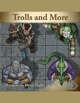 Devin Token Pack 50 - Troll, Lizard, Rockmen