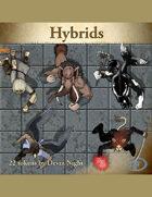 Devin Token Pack 52 - Hybrids