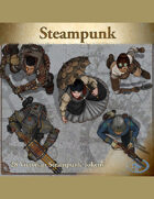 Devin Token Pack 56 - Steampunk