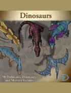 Devin Token Pack 57 - Dinosaurs