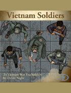 Devin Token Pack 59 - Historical Soldiers 1: Vietnam