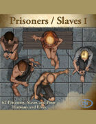 Devin Token Pack 60 - Prisoners/Slaves I: Humans and Elves
