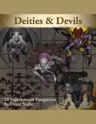 Devin Token Pack 78 - Deitys and Devils
