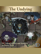 Devin Token Pack 89 - The Undying