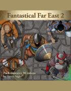 Devin Token Pack 118 - Fantastical Far East 2