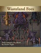 Devin Token Pack 134 - Wasteland Foes