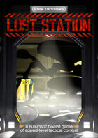 Star Troopers: Lost Station
