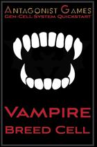Gen-Cell System Vampire Quickstart Starter [BUNDLE]