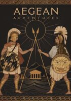 Aegean Adventures Cover