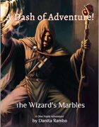 The Wizard's Marbles