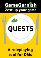 GameGarnish Quests