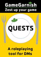 GameGarnish Quests