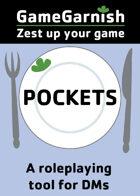 GameGarnish Pockets
