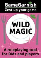 GameGarnish Wild Magic